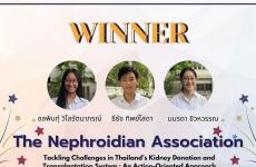 ผลการแข่งขัน Ramathibodi Pitching Challenge 2021 ประเภท Healthcare Management ซึ่งเป็นการแข่งขันการจัดทำโครงงานวิจัยระดับชั้นมัธยมศึกษาตอนปลาย จัดโดย คณะแพทยศาสตร์ โรงพยาบาลรามาธิบดี นักเรียนเกียรติบัตรและทุนการศึกษารวม 25,000 บาท